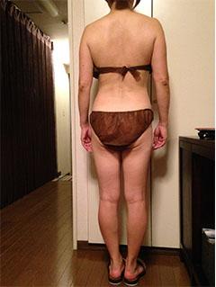 アフター 筋膜リリース6回 3か月後